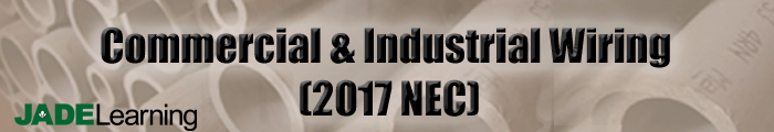 Commercial & Industrial Wiring (2017 NEC) Banner
