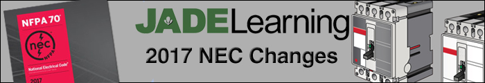15 Hour Code Update: 2017 NEC Changes Banner