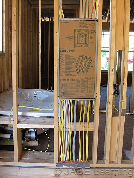 110 Must Have Wedding Photos: 110.12 Protecting Equipment During Construction. Busbars