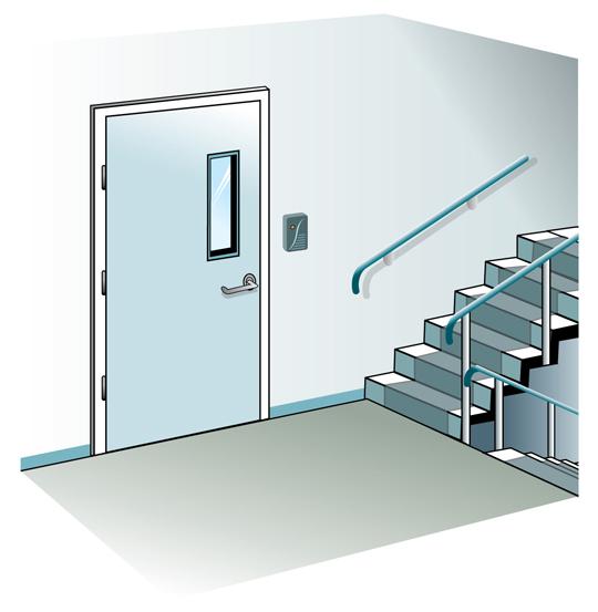 Stairwell Doors In High Rise Buildings